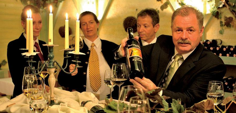 Bergresort, Seefeld, Austria - Wine tasting.jpg